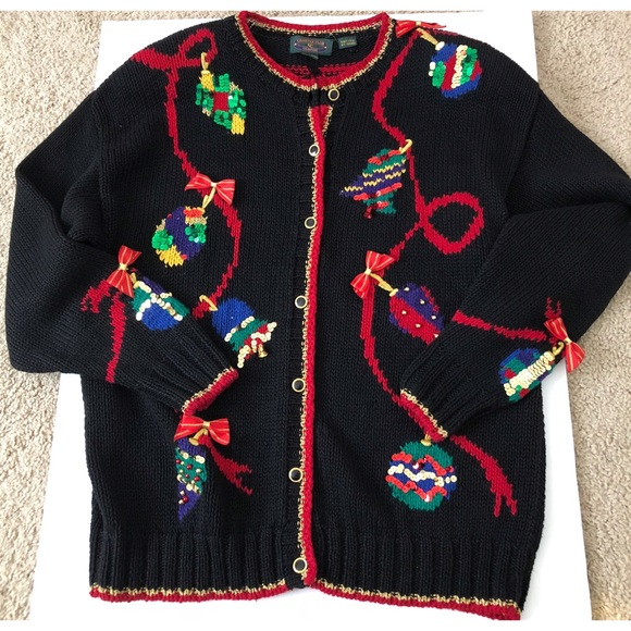 Charter Club Sweaters Today Only Ugly Christmas Sweater Button Up